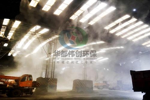 车间喷雾降温设备,厂房车间喷雾降温降尘设备,车间喷雾降温降尘设备,厂房车间喷雾降温降尘
