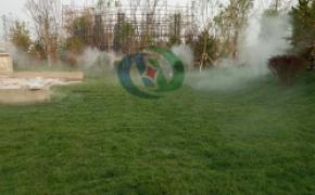 绿化带喷雾,景区绿化带喷雾,园林绿化带喷雾,绿化带喷雾系统