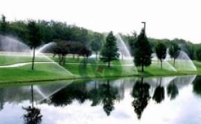 高压微雾加湿微灌设备,高压微雾加湿设备,绿化带喷雾