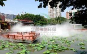 景观人造雾,景观人造雾系统,景区景观人造雾,景观人造喷雾系统