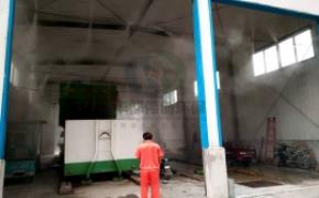 高压喷雾除臭消毒系统,垃圾中转站喷雾除臭,垃圾中转站喷雾除臭系统,高压喷雾除臭消毒
