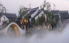 景观喷雾降温系统,公园喷雾降温系统,园林喷雾降温系统