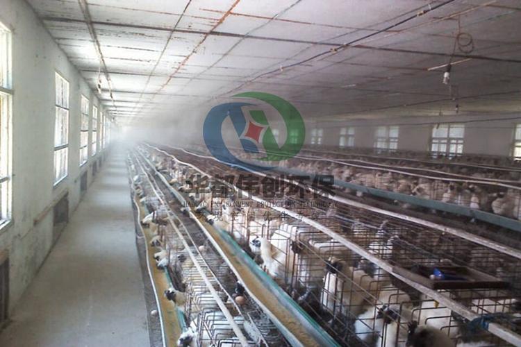养殖场喷雾除臭消毒系统,养殖场喷雾除臭消毒设备,高压喷雾消毒设备