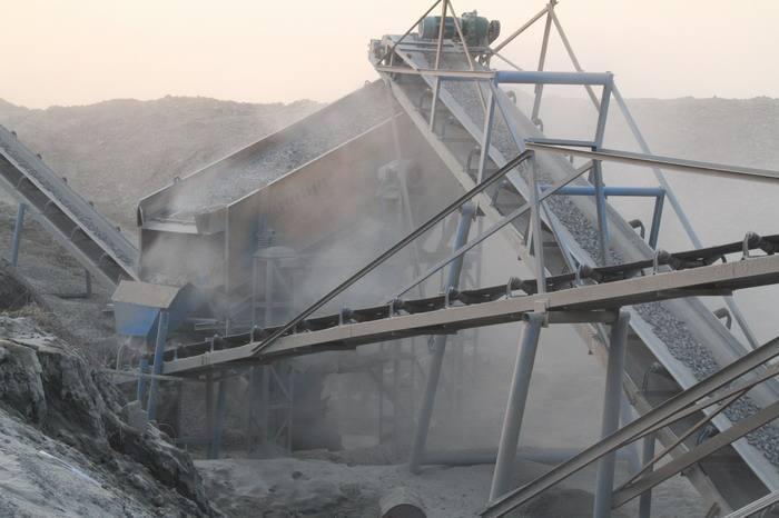 采石场喷雾除尘,陶瓷厂喷雾除尘,陶瓷厂喷雾降温除尘系统
